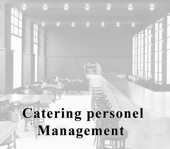 catering software cafe bar management